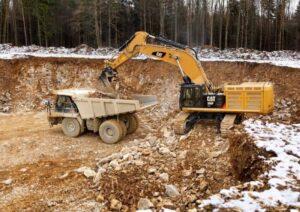 Terre e rocce da scavo derivanti da sbancamenti (sottoprodotto)